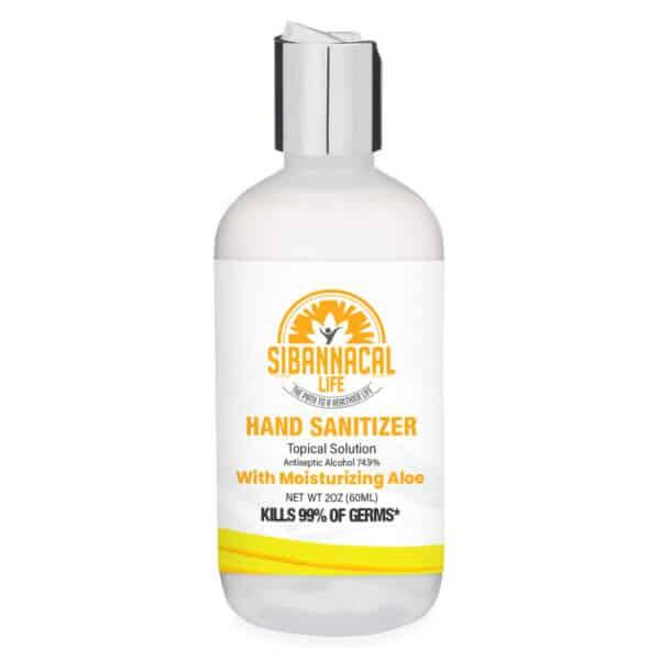Sibannical Life 2oz Hand Sanitizer